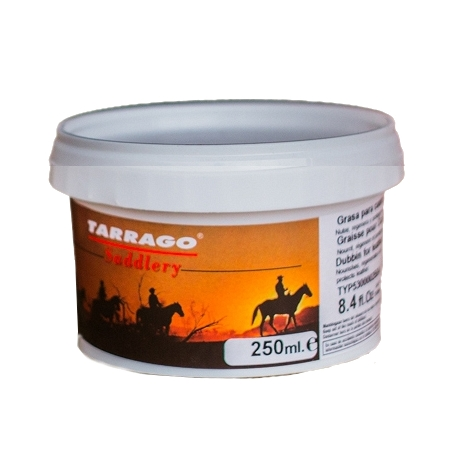 Tłuszcz do skór TARRAGO Saddlery Dubbin 250ml