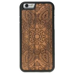 Drewniane etui iPhone 6/6S Mandala Vibe
