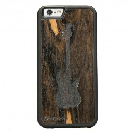 Drewniane etui iPhone 6/6S Gitara Vibe