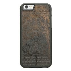 Drewniane etui iPhone 6/6S Kalendarz Aztecki Ziricote Vibe