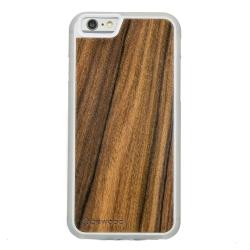 Drewniane etui iPhone 6/6S Palisander Santos Przezroczysty Vibe