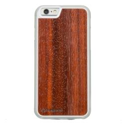 Drewniane etui iPhone 6/6S Padouk Przezroczysty Vibe