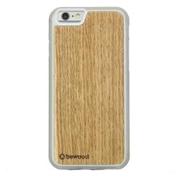 Drewniane etui iPhone 6/6S Dąb Przezroczysty Vibe