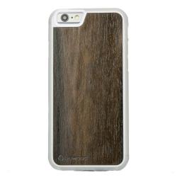 Drewniane etui iPhone 6/6S Ziricote Przezroczysty Edycja Limitowa