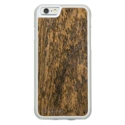 Drewniane etui iPhone 6/6S Bocote Przezroczysty Edycja Limitowana