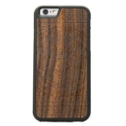 Drewniane etui iPhone 6/6S Kalendarz Aztecki Santos Vibe