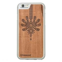 Drewniane etui iPhone 6/6S Parzenica Jabłoń Przezroczysty Vibe