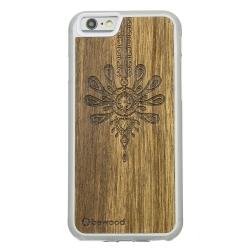 Drewniane etui iPhone 6/6S Parzenica Limba Przezroczysty Vibe