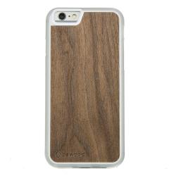 Drewniane etui iPhone 6/6S Orzech Amerykański Przezroczysty Vibe