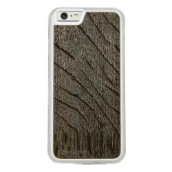 Drewniane etui iPhone 6/6S Dąb Wędzony Przezroczysty Edycja Limit