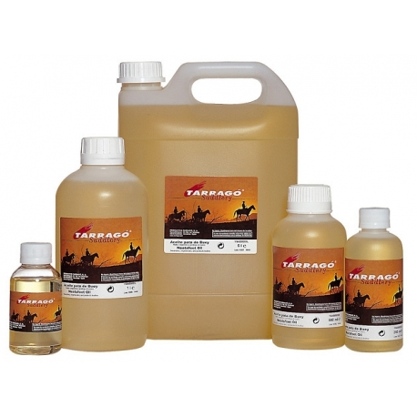 Tłuszcz tarrago saddlery oil neatsfoot 1L
