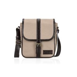 Skórzana torba na ramię, tablet Solier SL08 HIKE