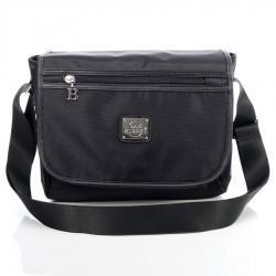 Czarnai uniwersalna torba miejska na ramię z kolekcji bag street