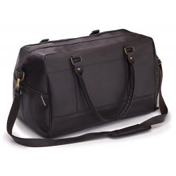 Sportowa torba weekendowa solier S18 gowan ciemny brąz