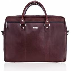 Skórzana torba na ramię laptopa Solier SL03 kilbridge