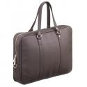 Brązowa torba męska na laptopa na ramię sempertus