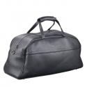 Skórzana torba sportowa weekendowa sempertus czarna