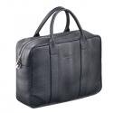 Skórzana torba biznesowa na laptopa sempertus brązowa
