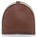 Mała poręczna damska podkówka- portfel