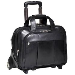 Podróżna torba na kółkach męska walizka mcklein