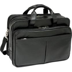 Męska torba biznesowa walton skóra czarna