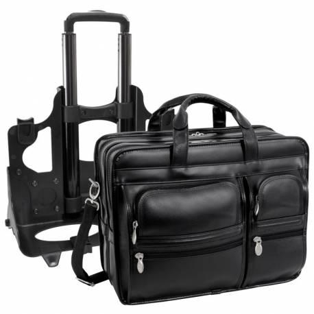 Klasyczna duża torba podróżna