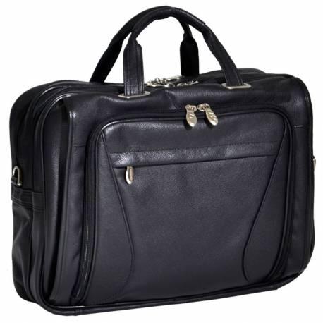 30fae42a2eb89 Duża męska torba na laptopa - Gentle Man