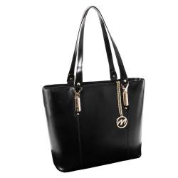 Elegancka czarna torebka damska