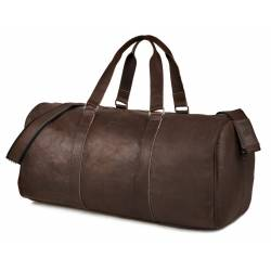 Brązowa podróżna torba weekendowa brodrene bl40