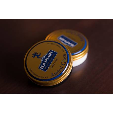 Wosk do polerowania saphir amiral gloss 50 ml