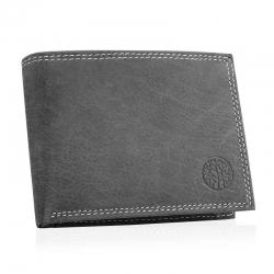 Betlewski portfel dla mężczyzny bpm-nd-61 grafitowy