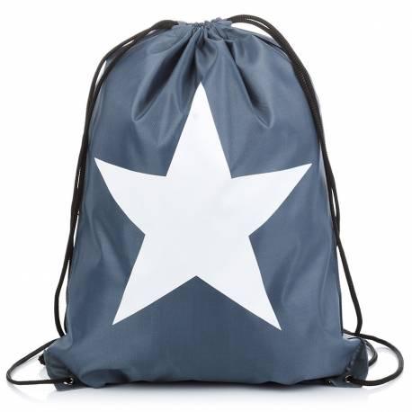 Worek duży plecak do szkoły granatowy