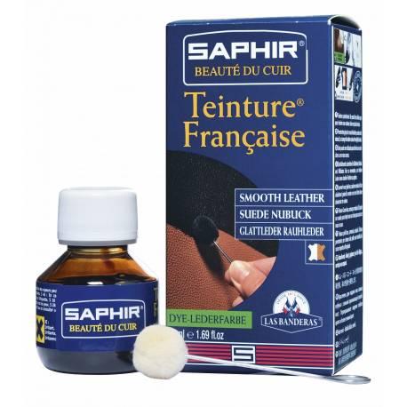 Farba do skóry saphir teinture francaise 50 ml