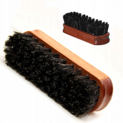Szczotka do polerowania i czyszczenia butów 12 cm
