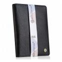 Skórzany portfel męski rfid betlewski bpm-bh m1 czarny