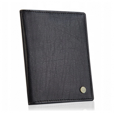 Cienki skórzany portfel slim wallet bpm-ht m2 betlewski