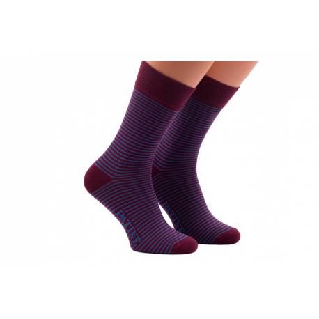 Męskie skarpety w paski parine socks