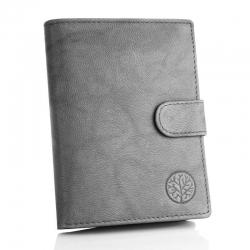 Stylowy skórzany portfel betlewski bpm-gtn-64