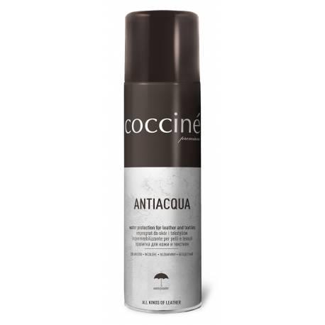 Wodoodporny impregnat do skóry i tekstyliów coccine antiacqua 150ml