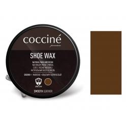 Wosk pasta do butów przeciw pękaniu skóry coccine 40 ml  Kolory coccine-Brązowy 14
