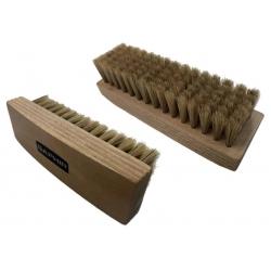 Szczotka do polerowania butów saphir bdc brush polissoir 12,5 cm naturalne włosie