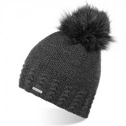 Damska czapka zimowa brodrene cz23 ciemnoszary