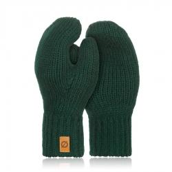 Rękawiczki z jednym palcem brodrene r02 butelkowa zieleń