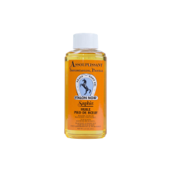 Płynny tłuszcz SAPHIR BDC Etalon Noir Oil 200ml