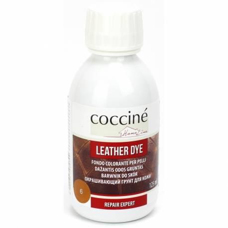 Farba do skóry gładkiej coccine leather dye 125 ml