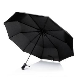 Czarny parasol męski full automat tiross ts-1578