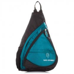 Sportowy plecak na jedno ramię