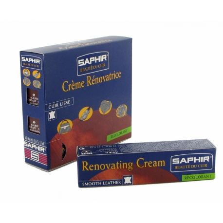 b278c871a665a Krem do renowacji skór na zadrapania renovating cream saphir 25 ml ...