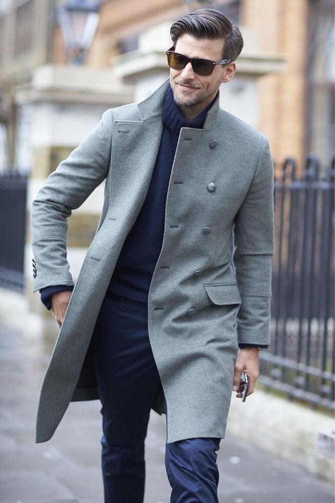 74bbce68350f72 Mając na uwadze fakt, że skórzany płaszcz to element dominujący w  stylizacji, kolejne ubrania warto dobierać ostrożnie. Płaszcz zimowy  świetnie prezentuje ...