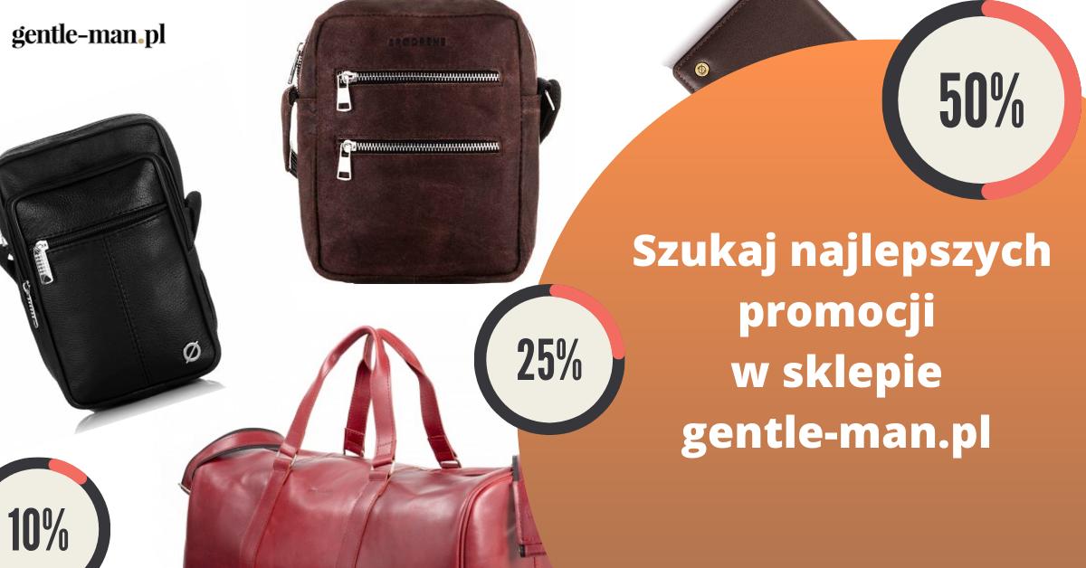promocje w sklepie gentle-man.pl